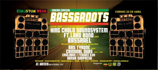 Bass and Roots